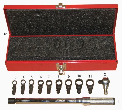 T17802 Box Wrench Torque Kit