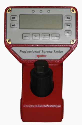 T18961 Torque Wrench Tester 0 1000 FT LBS Universal Input Voltage