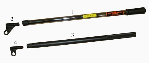 T55570W  Torque Handle For Torquing GE FDL Exhaust Mainfold To Cylinder Bolts  Pre set at 145 FT LBS