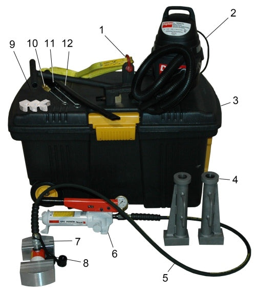 T85810K Liner Removal and Lifting Kit GEVO Engines