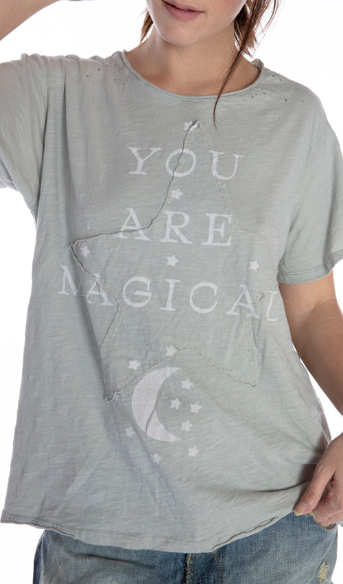 T- Shirt - You are Magical - Dove