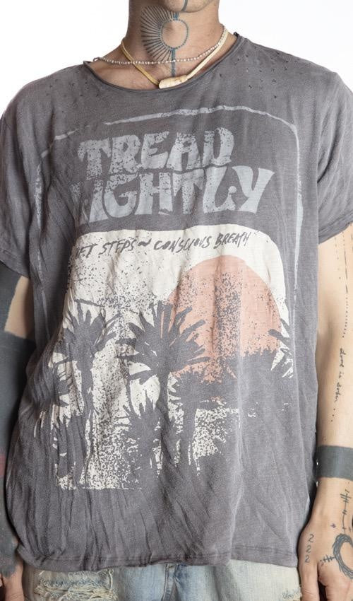 T- Shirt - Tread lightly - Ozzy