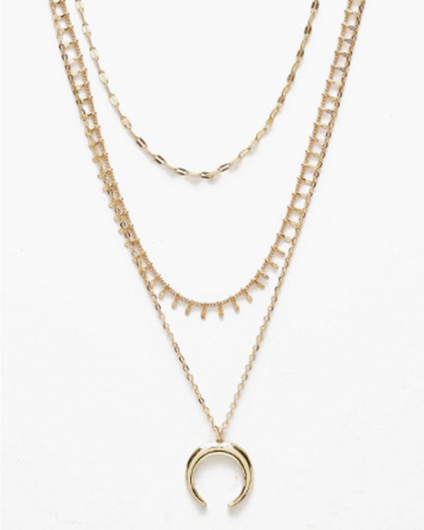 Atticus Layered Necklace