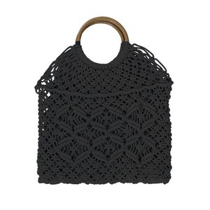 Indiana Bag | Black