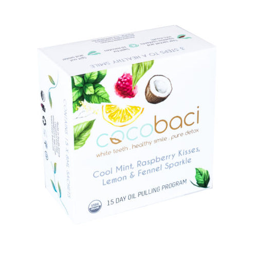 Cocobaci | 15 Day Smile Therapy Pack | Mixed Flavours