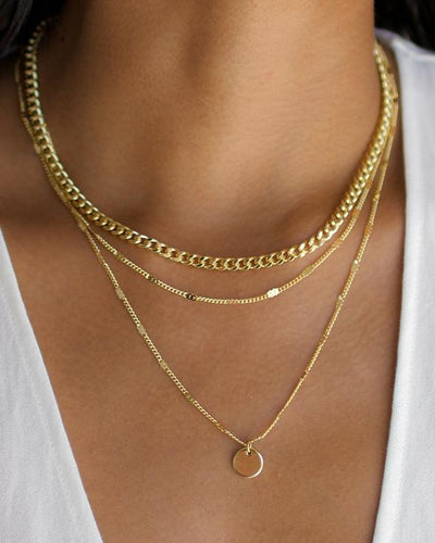 See Why Havana Layered Necklace