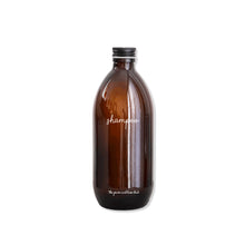 Amber Bottle | Shampoo