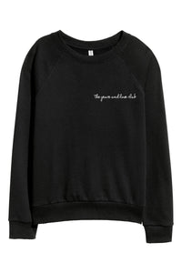 Yoga Sweater | Black