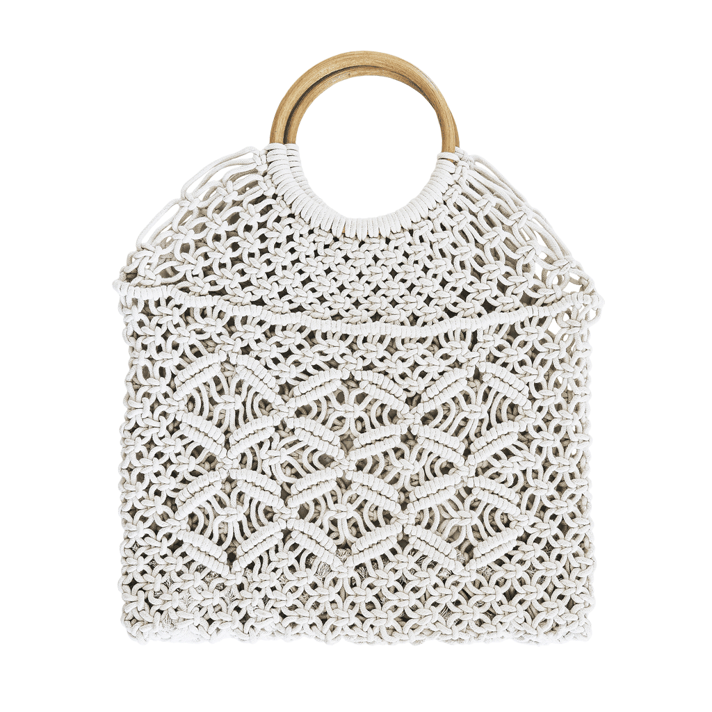 Indiana Bag | White