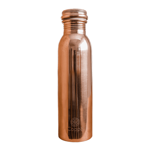 Coppa | Pure Copper Water Bottle 500ml
