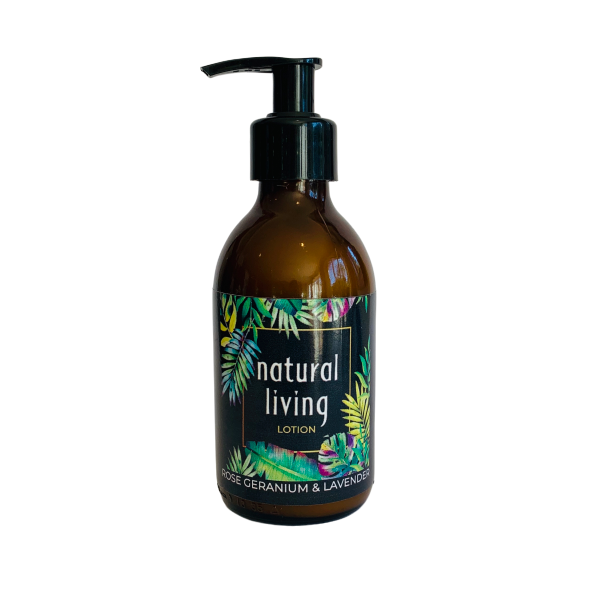 Natural Living | Hand & Body Lotion