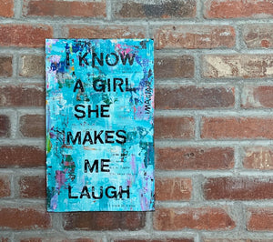 I Know A Girl