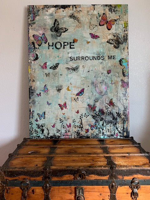 Hope Surrounds Me