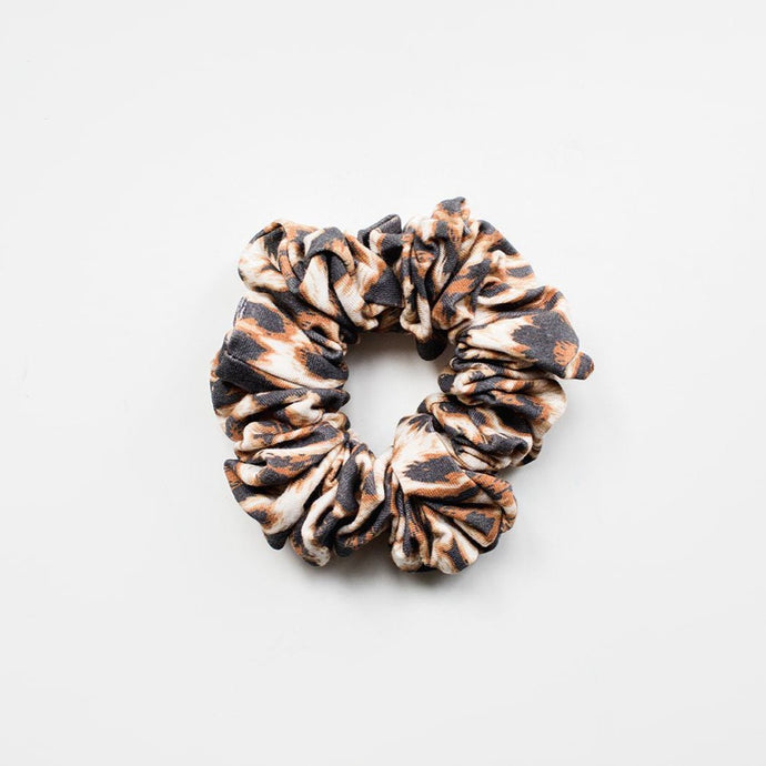 SCRUNCHIE || leopard *LIMITED EDITION*