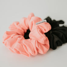 SCRUNCHIE active || black