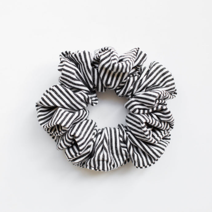 SCRUNCHIE || steel