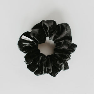 SCRUNCHIE || midnight velvet