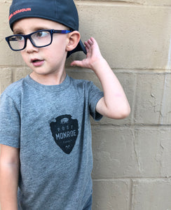 Post Monroe Signature T-Shirt - Kids