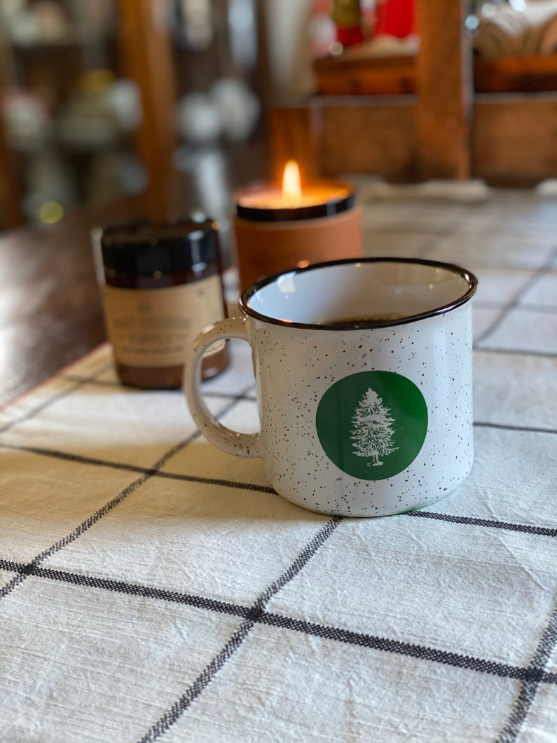 Evergreen Camp Mug