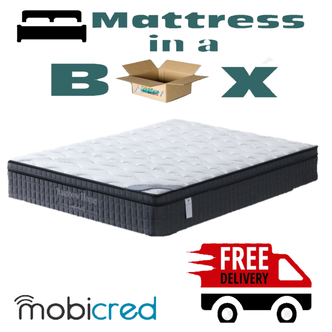 Mattress-in-a-Box: The Amy