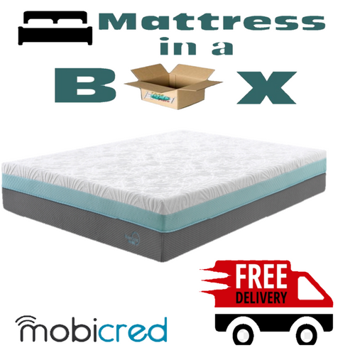 Mattress-in-a-Box: The Wendy
