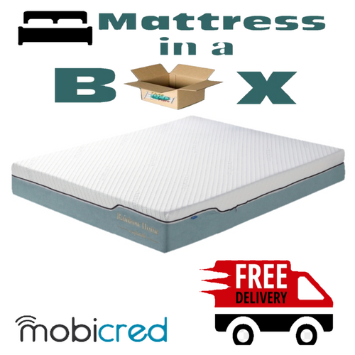 Mattress-in-a-Box: The Frances