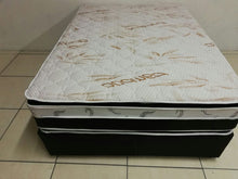 20 Star Bamboo Plush Bed (Mattress and Base Set)