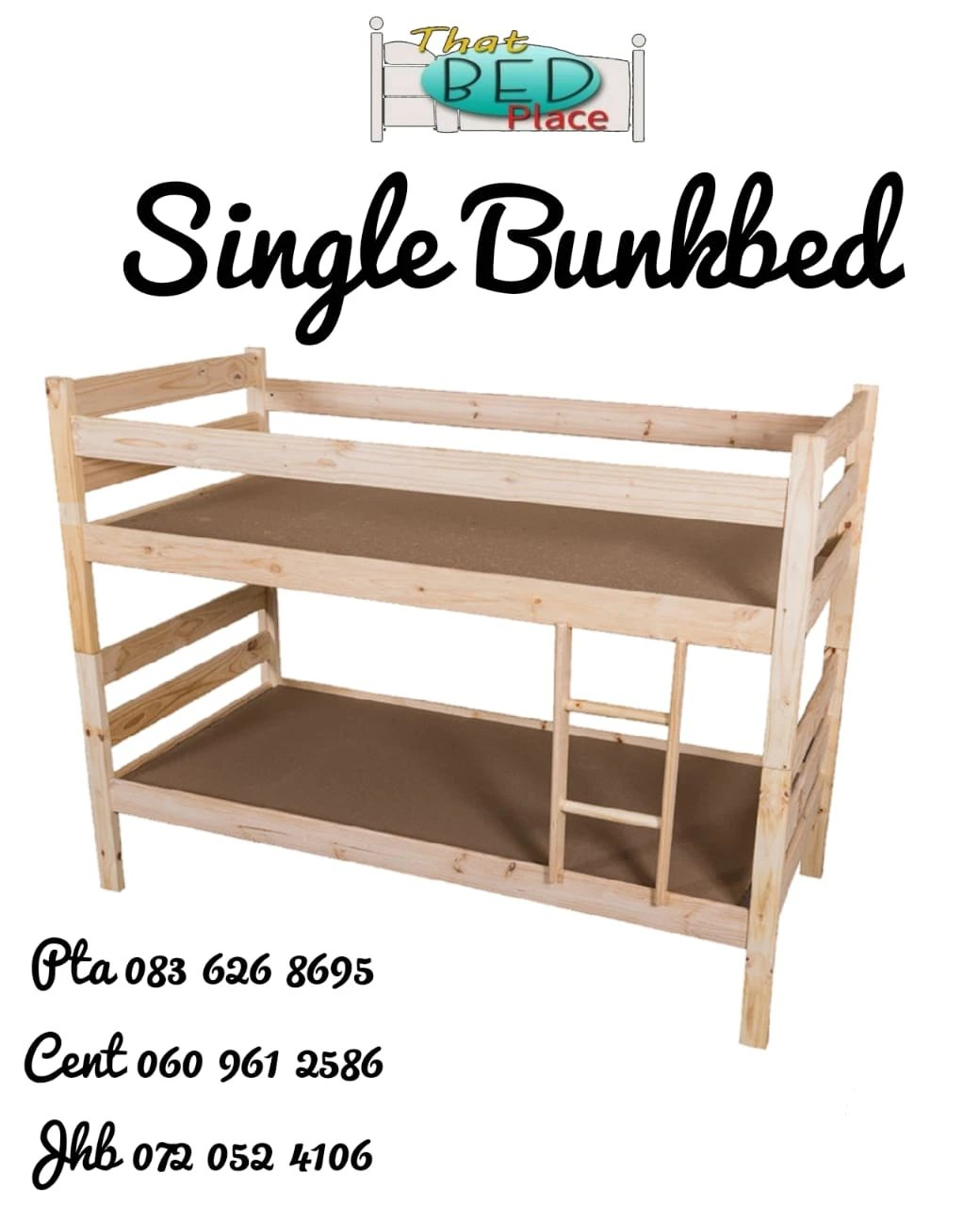 Bunk Bed - Locally Manufactured