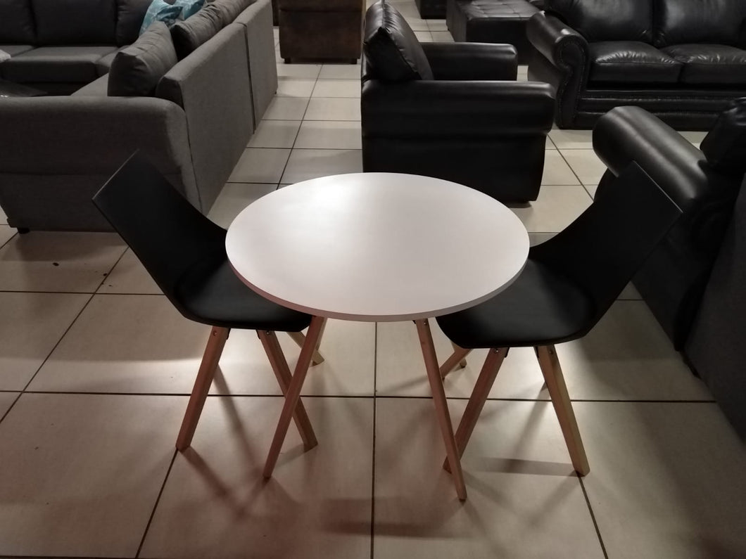 Dinette Set - Small Round Table