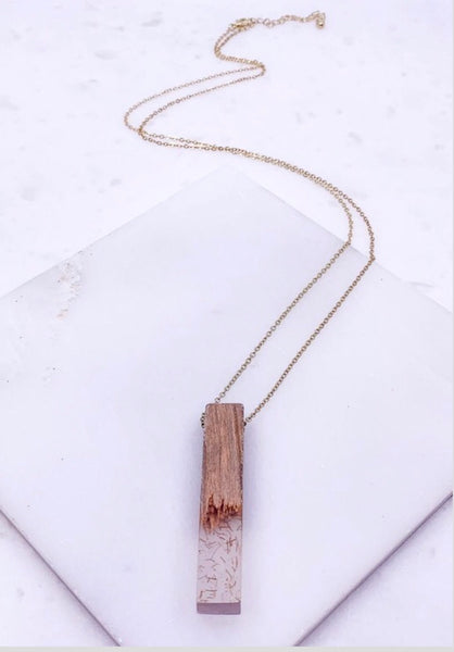 Wood To Water Necklace