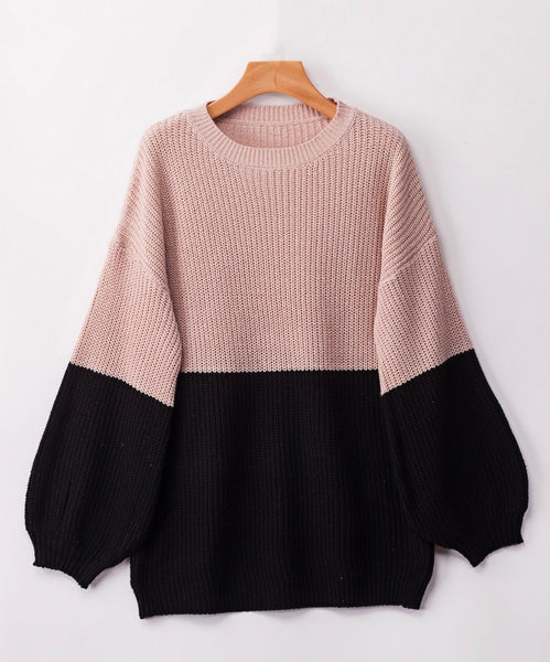 City Girl Knit Sweater