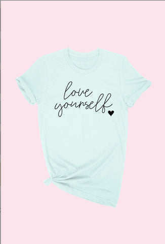You Should Love Yourself Top