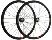 Custom tandem bike wheel set, made in the USA, custom bike wheels