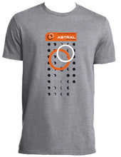 (Astral RIDERS) T-shirt - Men's cut