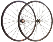 Solstice Disc Alloy Wheelset Approach Hubs by White Industries