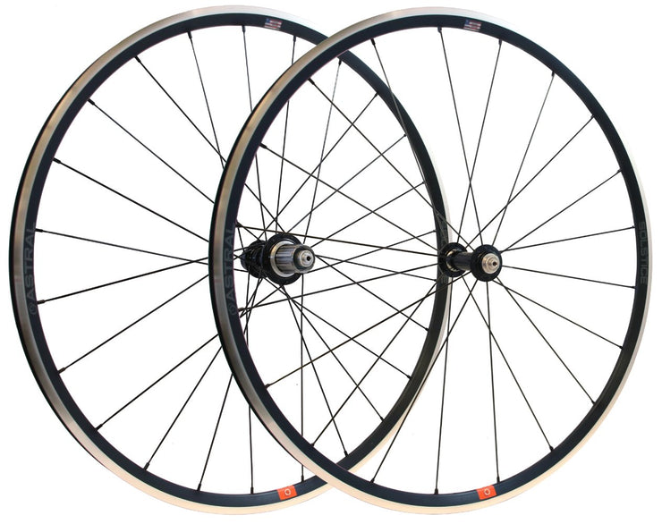 Solstice Rim Brake Alloy Wheelset