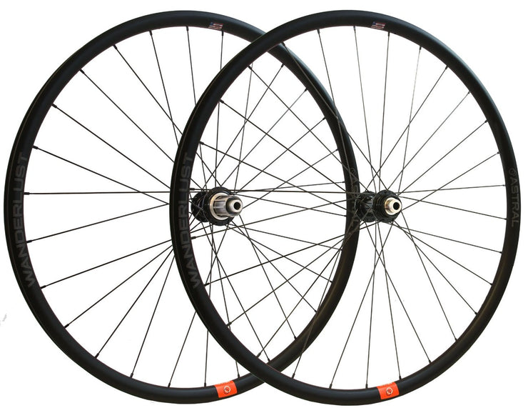 best carbon gravel wheel, wanderlust carbon, carbon gravel wheel, hand built carbon wheel