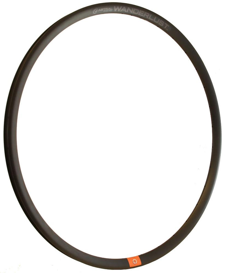 gravel bicycle rim, gravel bike rim, wanderlust rim, astral rim, made in the usa clincher rim, made in the usa bike rim