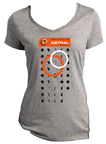 Astral T-shirt (Women's cut)
