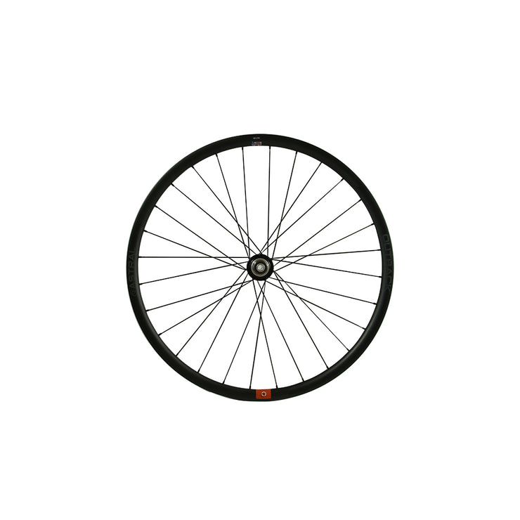 Outback Carbon Wheelset (700c) Approach Hubs by White Industries