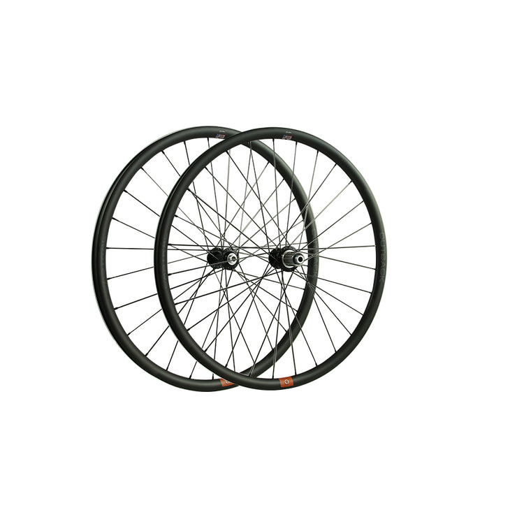 Astral Outback Carbon Wheelset for gravel, bikepacking or cross country
