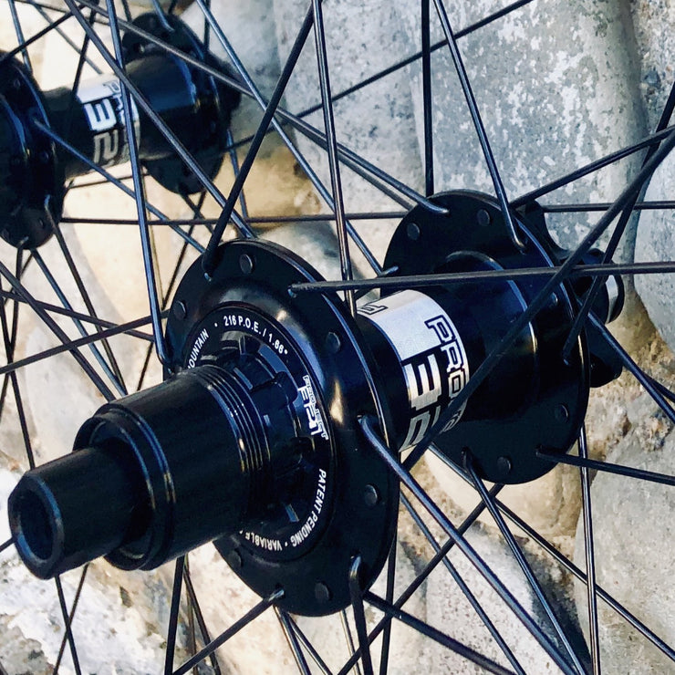 "Backbone Wheelset (27.5"") Project321 Hubs"