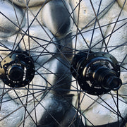 "Backbone Carbon Wheelset (27.5"") Project321 Hubs"