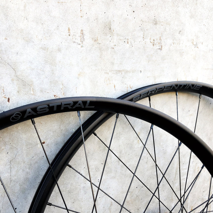 "Serpentine Wheelset (29"") Approach by White Industries Hubs"