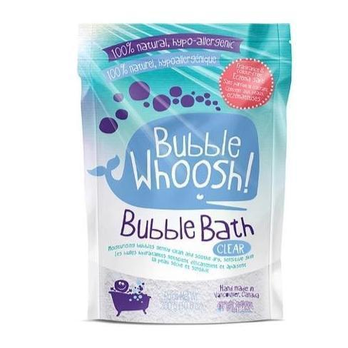 Whoosh Bubble Bath, Clear