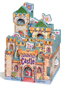 """Enchanted Castle"" Mini House Book Series By Peter Lippman"