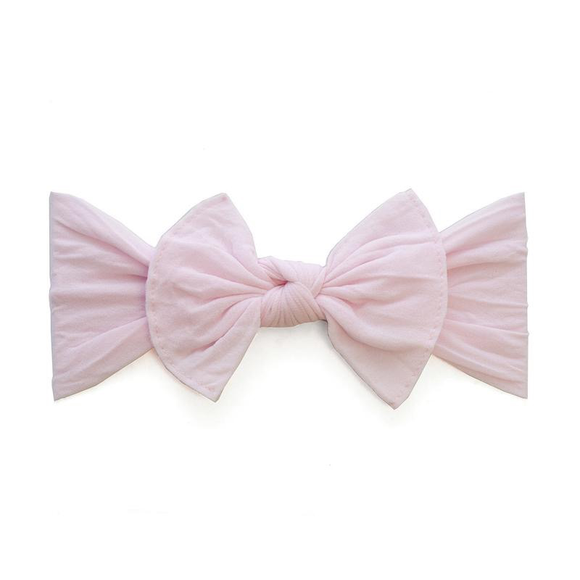 Baby Bling Hair Bow, Pink