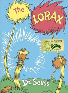 """The Lorax Book"" Book By Dr. Seuss"