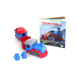 Train and Book Set