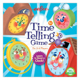 Time Telling Learning Game
